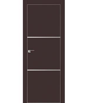 Профиль Дорс 2Е Темно-коричневый