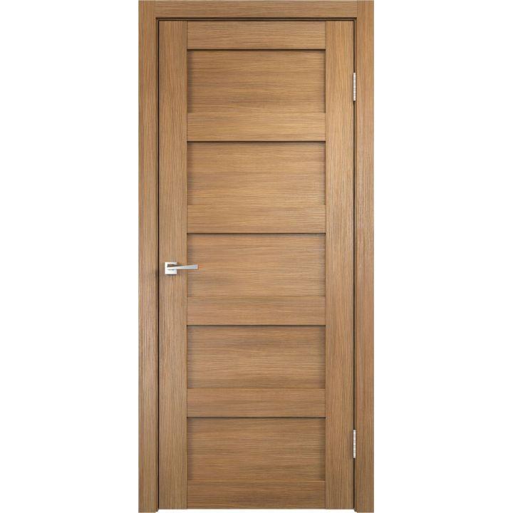 Двери VellDoris TREND 5P Дуб золотой